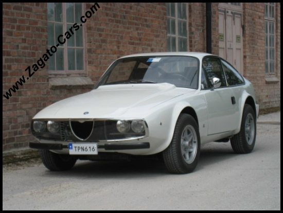 Added Alfa Romeo Junior Zagato 1300 1800499 to the register