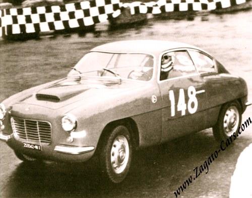 1953 fiat z1103 zagato for Priolo arredamenti torino