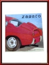Zagato by Michele Marchiano Automobilia 1984